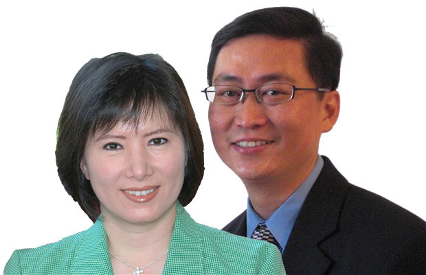 William Chen and Joyce Kuo's Picture
